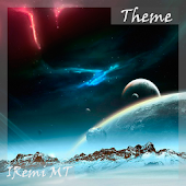 Theme eXperiance™ - Space