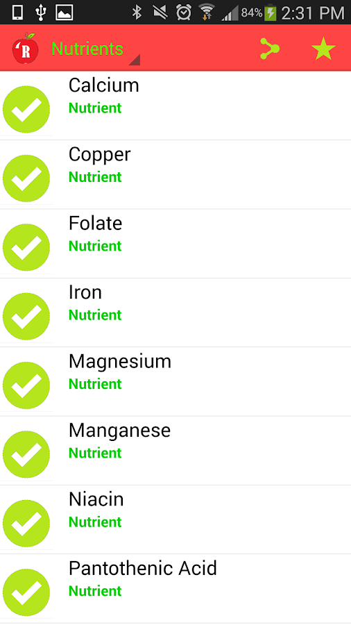 Ripealicious - Food Diet Ripe- screenshot