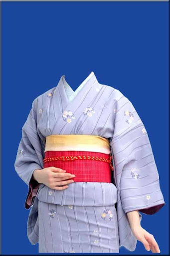 Japanese Dress Photo Maker