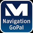 MEDION® GoPal® Navigation icon