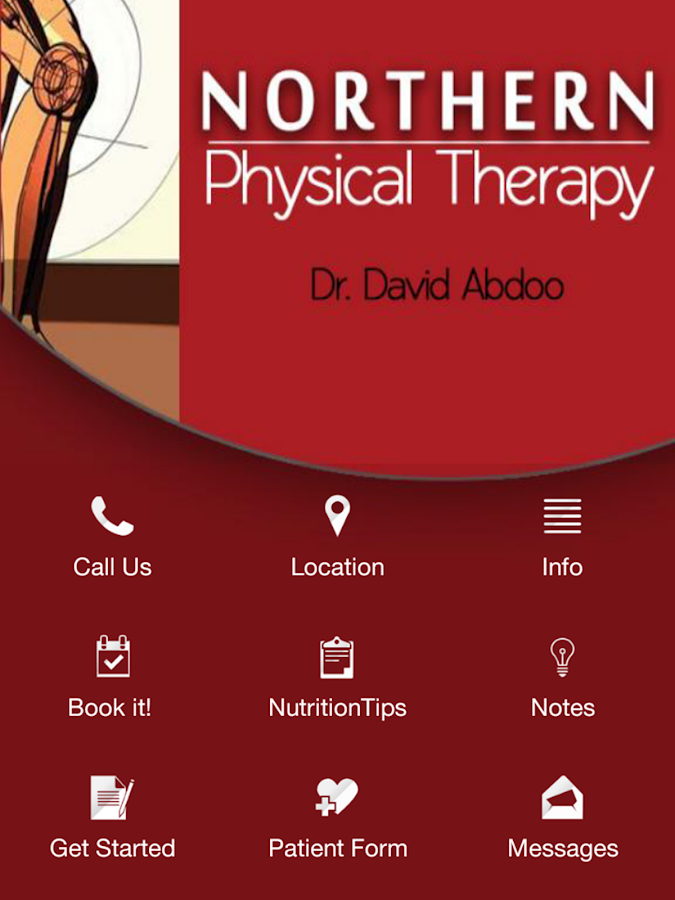 Northern Physical Therapy- screenshot