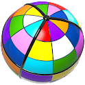 Spheroku 400 - 3d color sudoku icon
