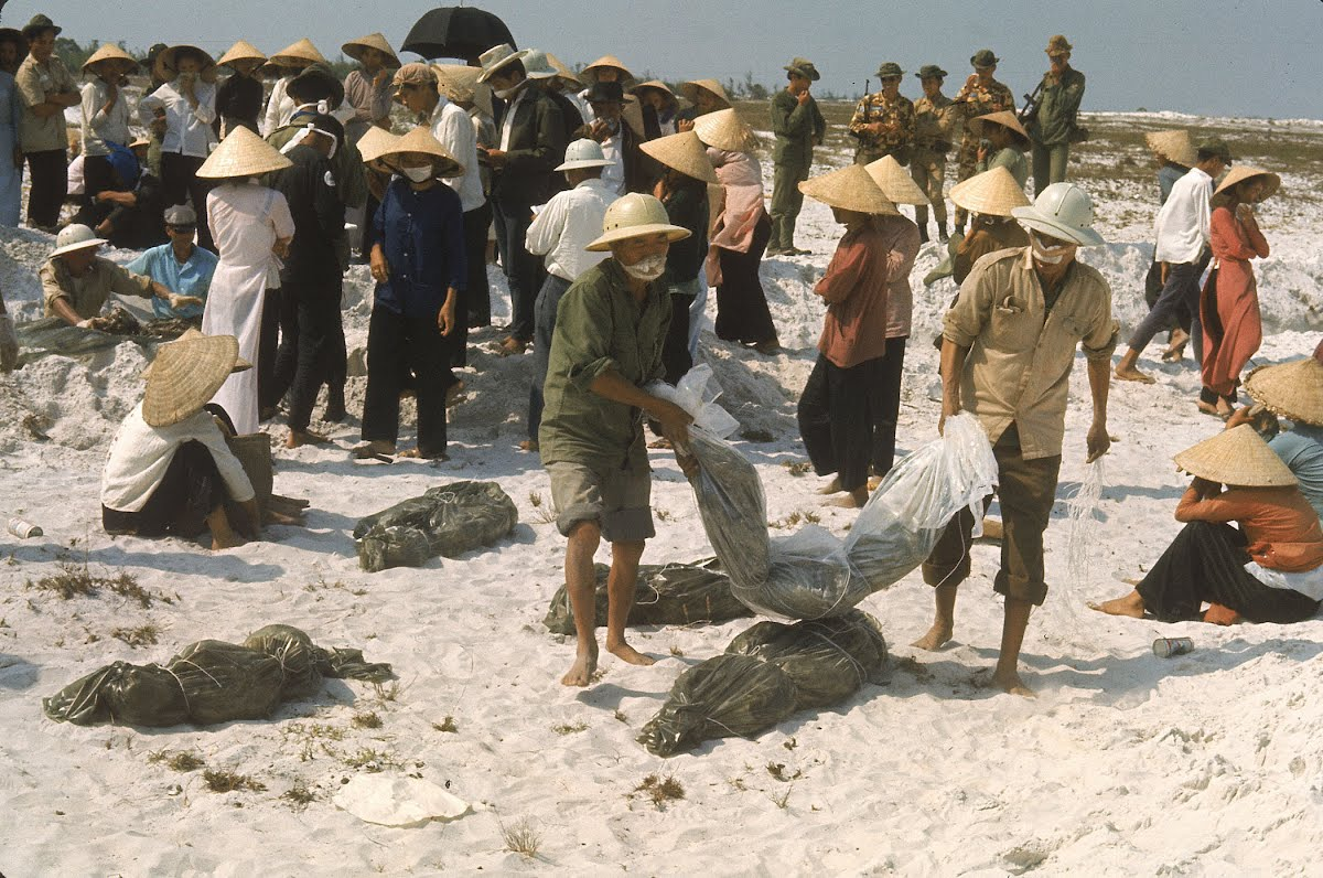 the true victims of the vietnam war were the people of vietnam