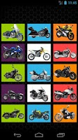 Screenshot of Motorcycles for Kids
