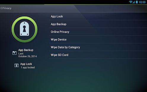 AntiVirus PRO Android Security - screenshot thumbnail