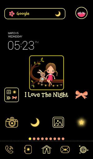앤 love the night 도돌런처 테마