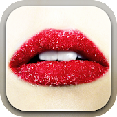 Sugar Lips Live Wallpaper