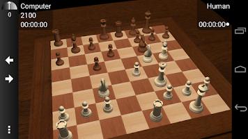 Screenshot of Mobialia Chess Free