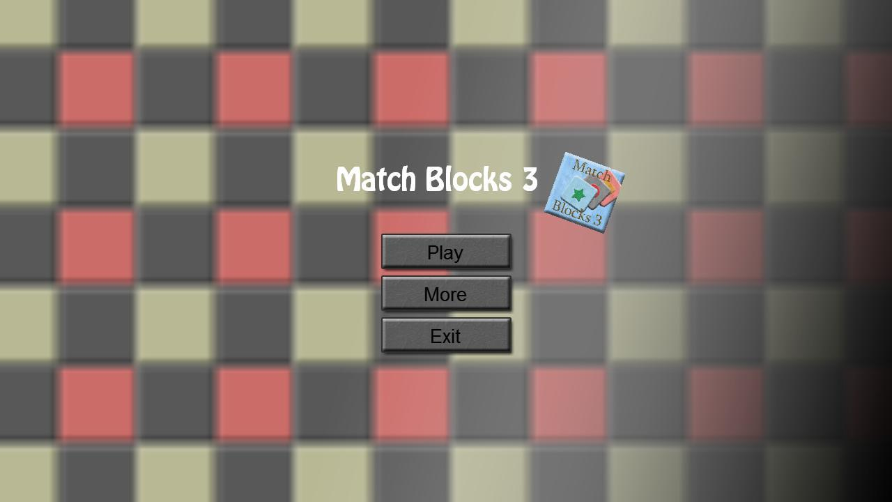 Match Blocks 3 - screenshot