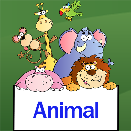 Animal matching games for kids