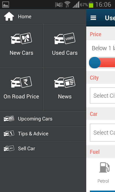 CarWale - Cars in India - screenshot