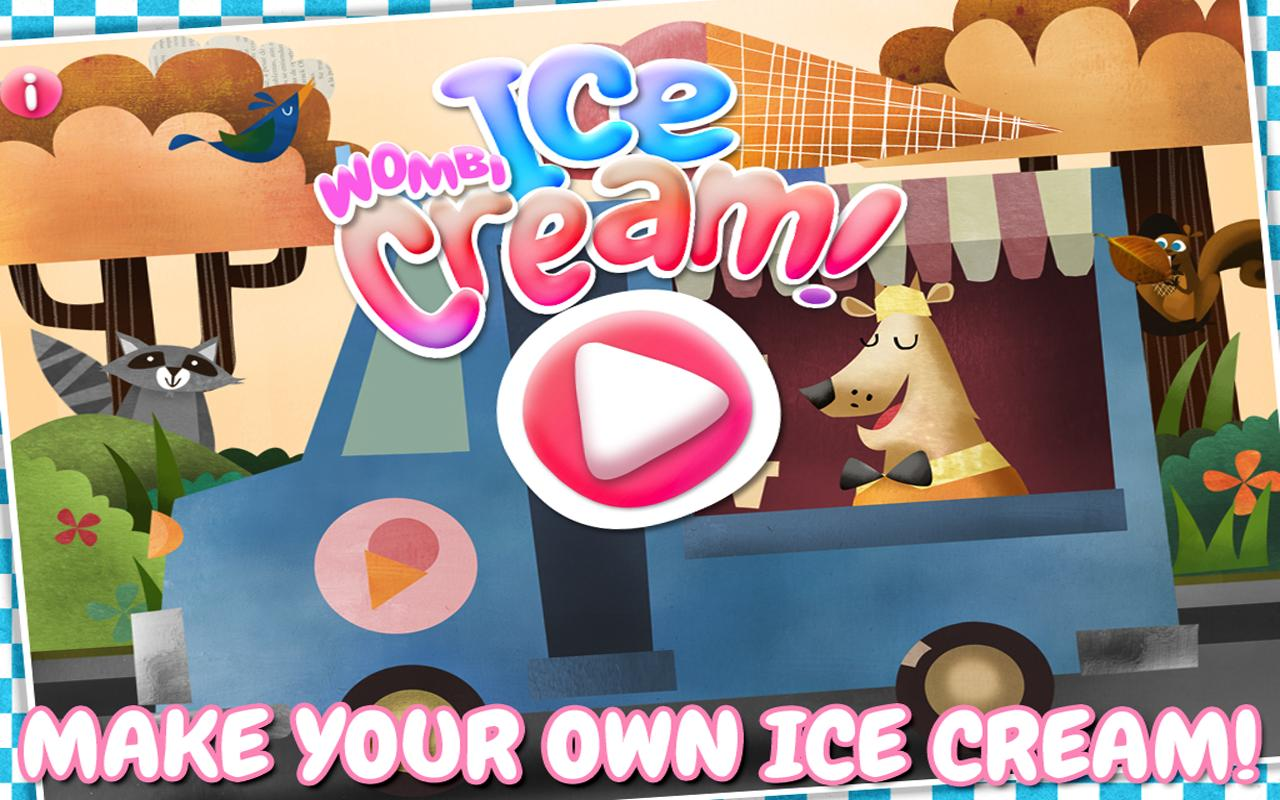 Wombi Ice Cream - screenshot
