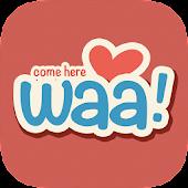 WAA 영상채팅(무료랜덤채팅,소개팅,화상대화,미팅,와)