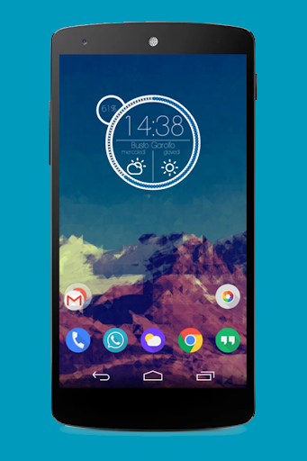 Bubbles for Zooper Widget Pro