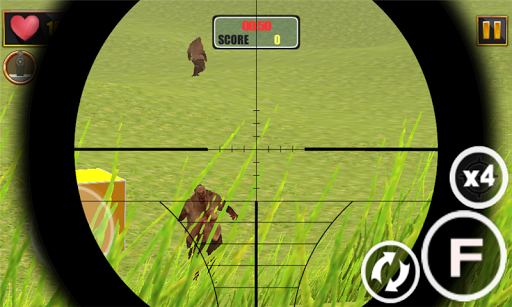 Zombie MX Sniper