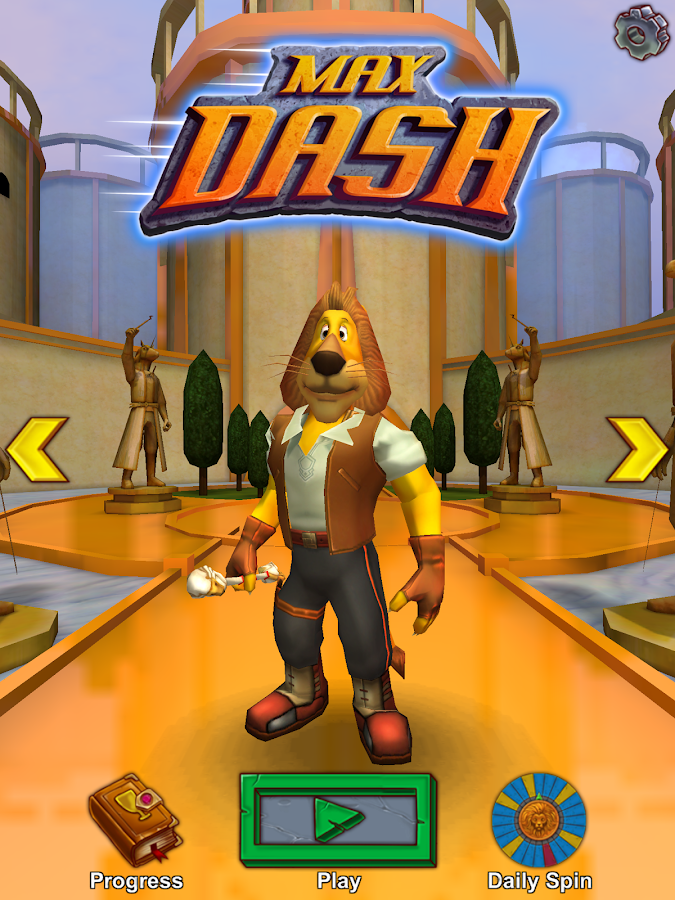 Max Dash- screenshot