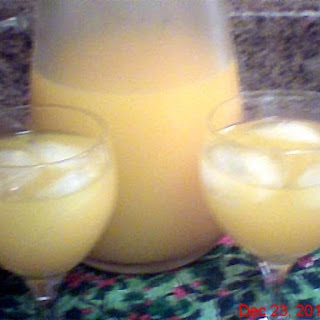 Sparkling Holiday Punch Recipe