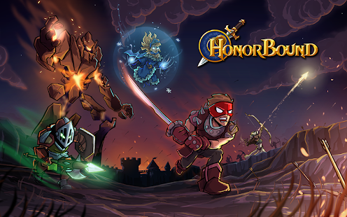 HonorBound (RPG)- screenshot thumbnail