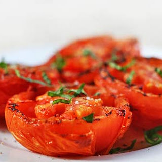 Grilled Tomatoes.
