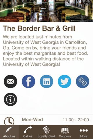 The Border Bar Grill