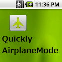 QuicklyAirplaneMode logo