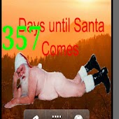 Sexy Santa countdown to Xmas