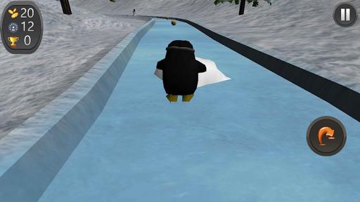 Penguin Skating 3D