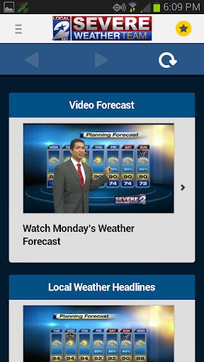 【免費天氣App】Weather: KPRC-APP點子