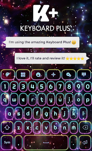 Keyboard Universe