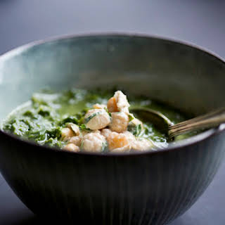 Green Soup Kale Spinach Recipes.