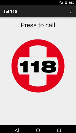118 Call