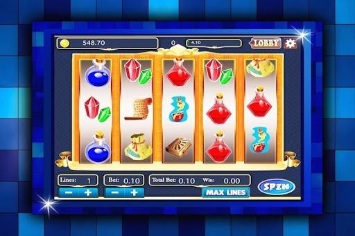 Slot 777 Monopoly