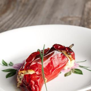 Ricotta Stuffed Peppers Recipe