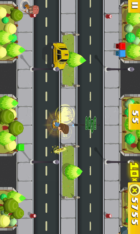 Roadkill Xtreme - screenshot