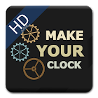 Make Your Clock Widget HD Free icon