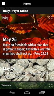 Daily Prayer Guide (Lite) - screenshot thumbnail