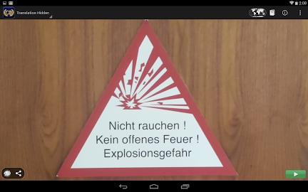 Word Lens Translator Screenshot 2