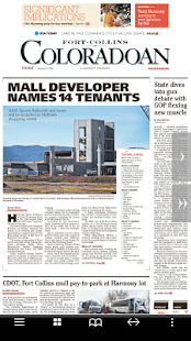 Fort Collins Print Edition- screenshot thumbnail
