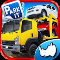 Euro Truck Street Parking Sim icon