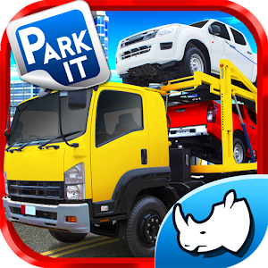 Euro Truck Street Parking Sim APK