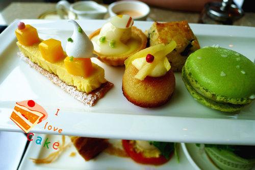 甜蜜的午茶之約-麗禧酒店雍翠庭