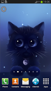 Yin The Cat Lite: miniatura de captura de pantalla