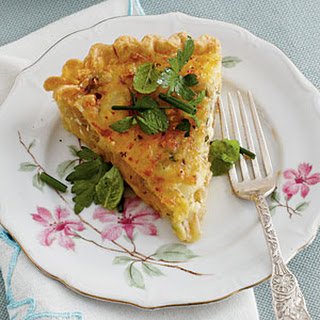 Caramelized Onion Quiche
