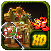 Christmas Ghost Hidden Objects