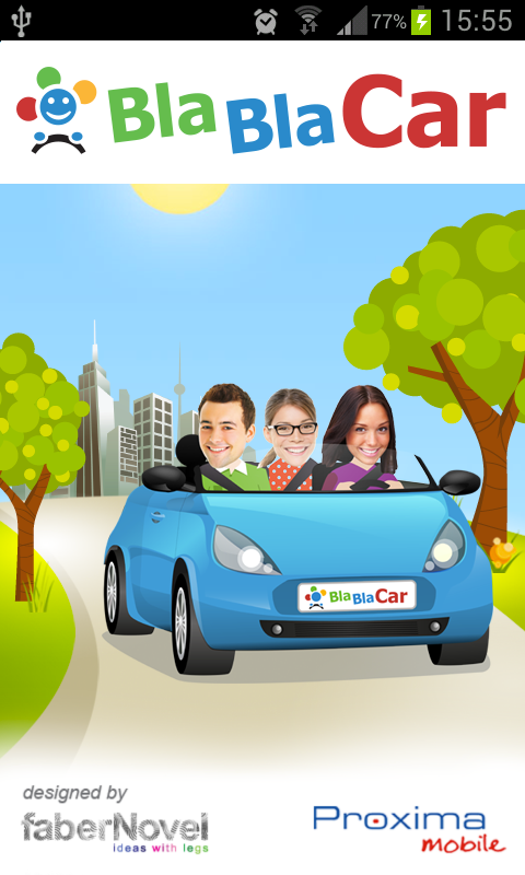 BlaBlaCar - easy Ridesharing - screenshot