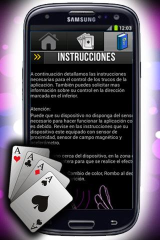 Magika Movil - screenshot