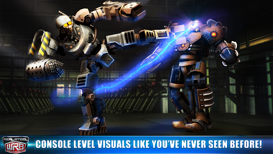 Real Steel World Robot Boxing Screenshot 33