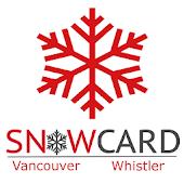 SNOWCARD, Whistler