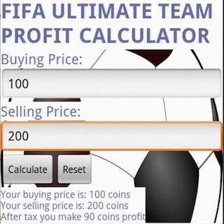 Fut Profit Calculator Premium