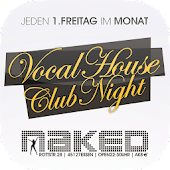 Vocal House Club Night